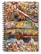 Summer Water Spiral Notebook