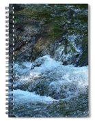 Summer Waters Spiral Notebook