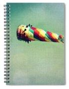 Summer Wind Spiral Notebook