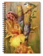 Summer Wonders Spiral Notebook