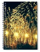 Summerfest Spiral Notebook