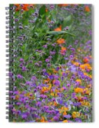 Summer's Colors Spiral Notebook