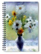 Summerstorm Still Life Spiral Notebook