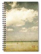Summertide Spiral Notebook
