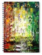 Summertime 3 Spiral Notebook