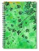Summertime 5 Spiral Notebook