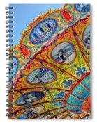 Summertime Classic Spiral Notebook
