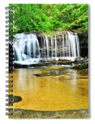 Summertime Refreshment Spiral Notebook