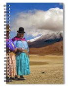 Summit Conference Spiral Notebook