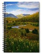 Summit Peak Spiral Notebook