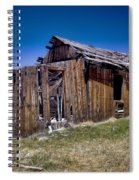 Summitville - Colorado Ghost Town Spiral Notebook