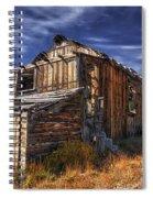 Summitville Fixer-upper  Spiral Notebook