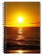 Sun 7 Spiral Notebook