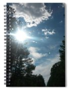 Sun And Country Spiral Notebook