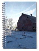 Sun Barn Spiral Notebook