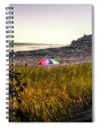 Sun Bather Spiral Notebook