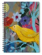 Sun Bearer Spiral Notebook