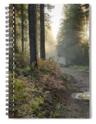 Huckleberry Road Spiral Notebook