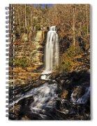 Sun On The Falls Spiral Notebook
