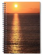 County Kerry Sunset  Spiral Notebook