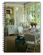 Sun Room Spiral Notebook