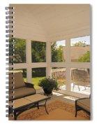 Sun Room Spiral Notebook