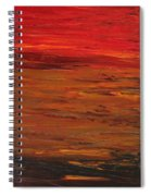 Sun Shade 1 Spiral Notebook