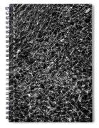 Sun-shimmering Scottish Brook 3 Spiral Notebook