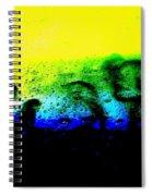 Sun Shower Spiral Notebook