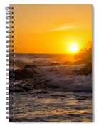 Sun Splash Spiral Notebook