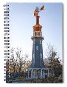 Sun Topped Dwight Windmill Spiral Notebook
