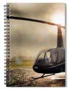 Sun66 Spiral Notebook