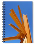 Sunburst 1 Spiral Notebook