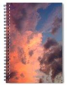 Sunday Sunset Spiral Notebook