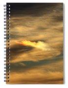 Sundog Spiral Notebook
