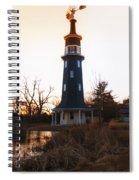 Sundown Dwight Windmill Spiral Notebook