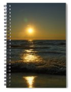 Sundown Gazing Spiral Notebook