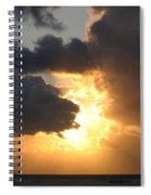 Sundown Supreme Spiral Notebook