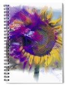Sunflower Composite Spiral Notebook