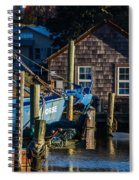 Shem Creek Life Spiral Notebook