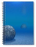 Sunken Stones Spiral Notebook