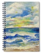 Sunny Day II Spiral Notebook