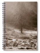 Sunny Frosty Douglassville Spiral Notebook