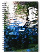 Sunny Lagoon Reflection 29417 Spiral Notebook