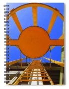 Sunny Perspective Spiral Notebook