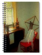 Sunny Sewing Room Spiral Notebook