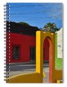 Sunny Side Spiral Notebook