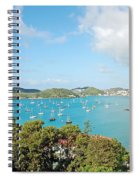 Sunny St Thomas Spiral Notebook