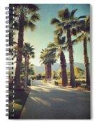 Sunny Warm Happy Spiral Notebook