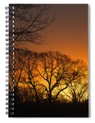 Sunrise - Another Perspective Spiral Notebook